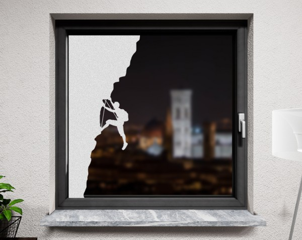Fenstertattoo, Climber