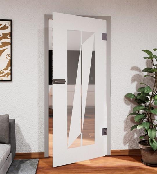 Glasdekor für Türen, Windspiel