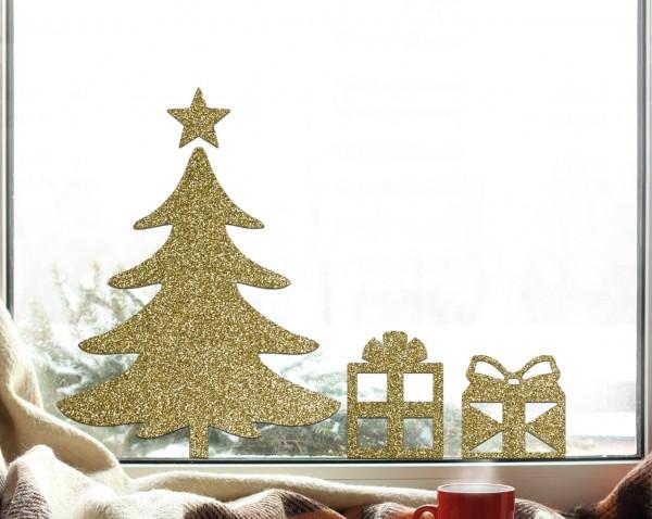 Weihnachtsbaum (4er Set)