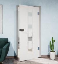 Glasdekor für Türen, Fließband