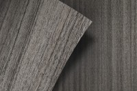 Meranti Holz graphitfarben