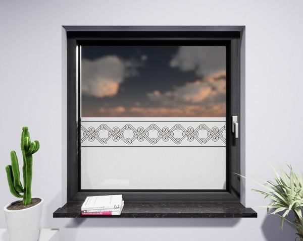 Glasdekor für Fenster, Persische Ornamente