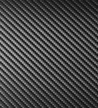 Carbonfolie, schwarz