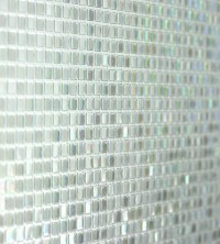 Adhäsionsfolie, durchsichtige Quadrate 4 mm (geprägt)
