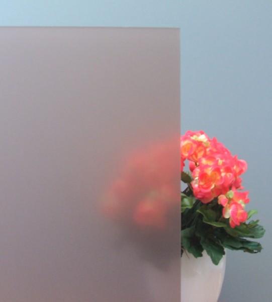 Sichtschutzfolie bronze matt