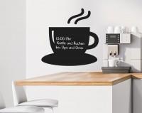 Tafelfolie, Kaffee