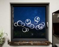 Fenstertattoo, Bubbleeyes