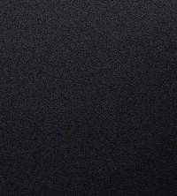 Samt matt schwarz gekörnt